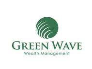 Green Wave Wealth Management Logo - Entry #410