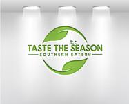 Taste The Season Logo - Entry #43