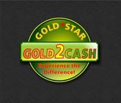 Gold2Cash Logo - Entry #56