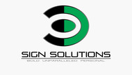 3D Sign Solutions Logo - Entry #109