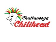 Chattanooga Chilihead Logo - Entry #161
