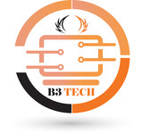 B3 Tech Logo - Entry #44