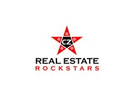 CZ Real Estate Rockstars Logo - Entry #156