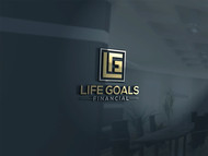 Life Goals Financial Logo - Entry #81