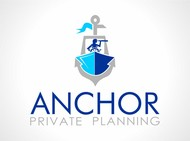 Anchor Private Planning Logo - Entry #107
