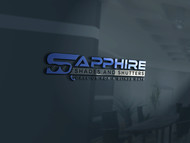 Sapphire Shades and Shutters Logo - Entry #16