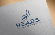 H.E.A.D.S. Upward Logo - Entry #73