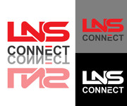 LNS Connect or LNS Connected or LNS e-Connect Logo - Entry #80