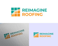 Reimagine Roofing Logo - Entry #5