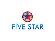 Five Star Logo - Entry #38