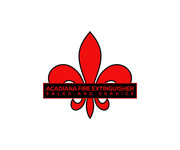 Acadiana Fire Extinguisher Sales and Service Logo - Entry #15
