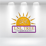 LnL Tree Service Logo - Entry #153
