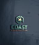 CA Coast Construction Logo - Entry #46