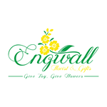 Engwall Florist & Gifts Logo - Entry #155