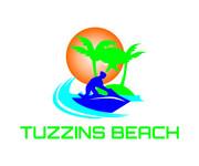 Tuzzins Beach Logo - Entry #50