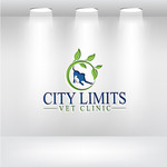 City Limits Vet Clinic Logo - Entry #10