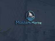 Masters Marine Logo - Entry #203