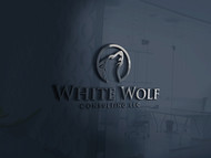 White Wolf Consulting (optional LLC) Logo - Entry #306