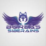 Siberian Husky Logo - Entry #117