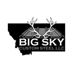 Big Sky Custom Steel LLC Logo - Entry #79