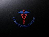 Lawn Fungus Medic Logo - Entry #28