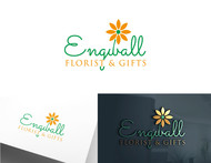Engwall Florist & Gifts Logo - Entry #180