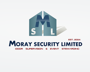 Moray security limited Logo - Entry #362