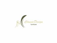 classic design furniture Logo - Entry #20