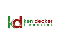 Ken Decker Financial Logo - Entry #107