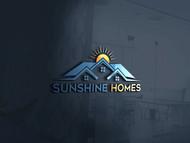 Sunshine Homes Logo - Entry #593