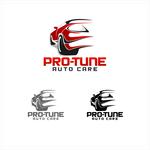 Pro-Tune Auto Care Logo - Entry #7