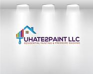 uHate2Paint LLC Logo - Entry #27