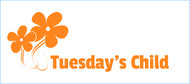 Tuesday's Child Logo - Entry #46