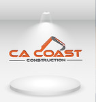 CA Coast Construction Logo - Entry #135