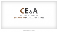 Law Office of Cortright, Evans and Associates Logo - Entry #35