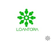 Loantopia Logo - Entry #125