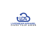 LiveDream Apparel Logo - Entry #291