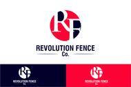 Revolution Fence Co. Logo - Entry #202