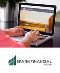 Spann Financial Group Logo - Entry #194
