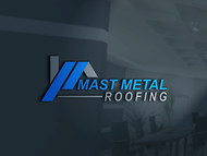 Mast Metal Roofing Logo - Entry #27