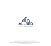 ALLRED WEALTH MANAGEMENT Logo - Entry #490