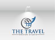 The Travel Design Studio Logo - Entry #17