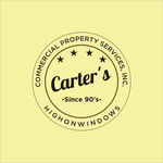 Carter's Commercial Property Services, Inc. Logo - Entry #69