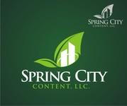 Spring City Content, LLC. Logo - Entry #34