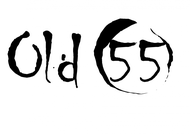 """""""OLD 55"""" - mid-century vintage furniture and wares store Logo - Entry #94"""