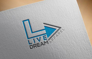 LiveDream Apparel Logo - Entry #266