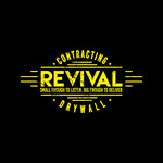 Revival contracting and drywall Logo - Entry #22