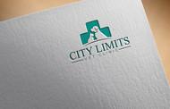 City Limits Vet Clinic Logo - Entry #385