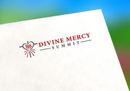 Divine Mercy Summit Logo - Entry #54