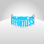Effortless Pool Service Logo - Entry #24